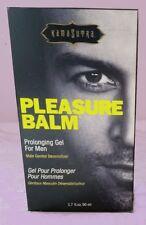 kama sutra pleasure balm prolonging gel 1 7 ounce ebay