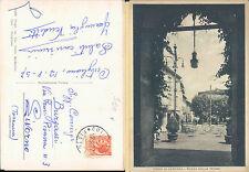 bagni di cascianapiazza delle terme toscanapi fg viaggiata 1936 n40141