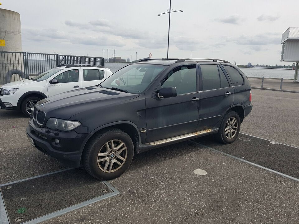 BMW, X5, 3,0 D Steptr. Van