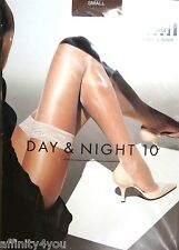 WOLFORD BAS JARRETIERES DAY & NIGHT 10 COCA L