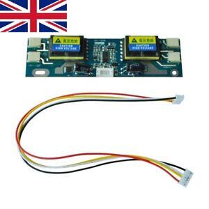Laptop-Pantalla-LCD-CCFL-Inverter-Universal-Monitor-4-Lampara-10-29V-amp-15-039-22-039-Widesc-R7K2