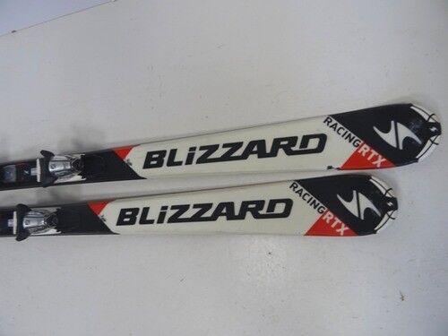 Ski BLIZZARD RTX Racing with binding, 167cm (EE1044)