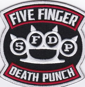 FIVE-FINGER-DEATH-PUNCH-LOGO-IRON-or-SEW-ON-PATCH