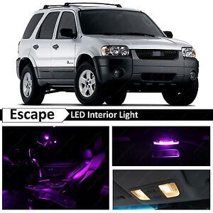 Image Is Loading 12x Fuchsia Purple Interior Led Lights Package Kit