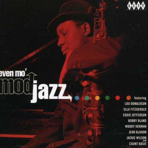 1 of 1 - Various Artists - Even Mo Mod Jazz / Various [New CD] UK - Import
