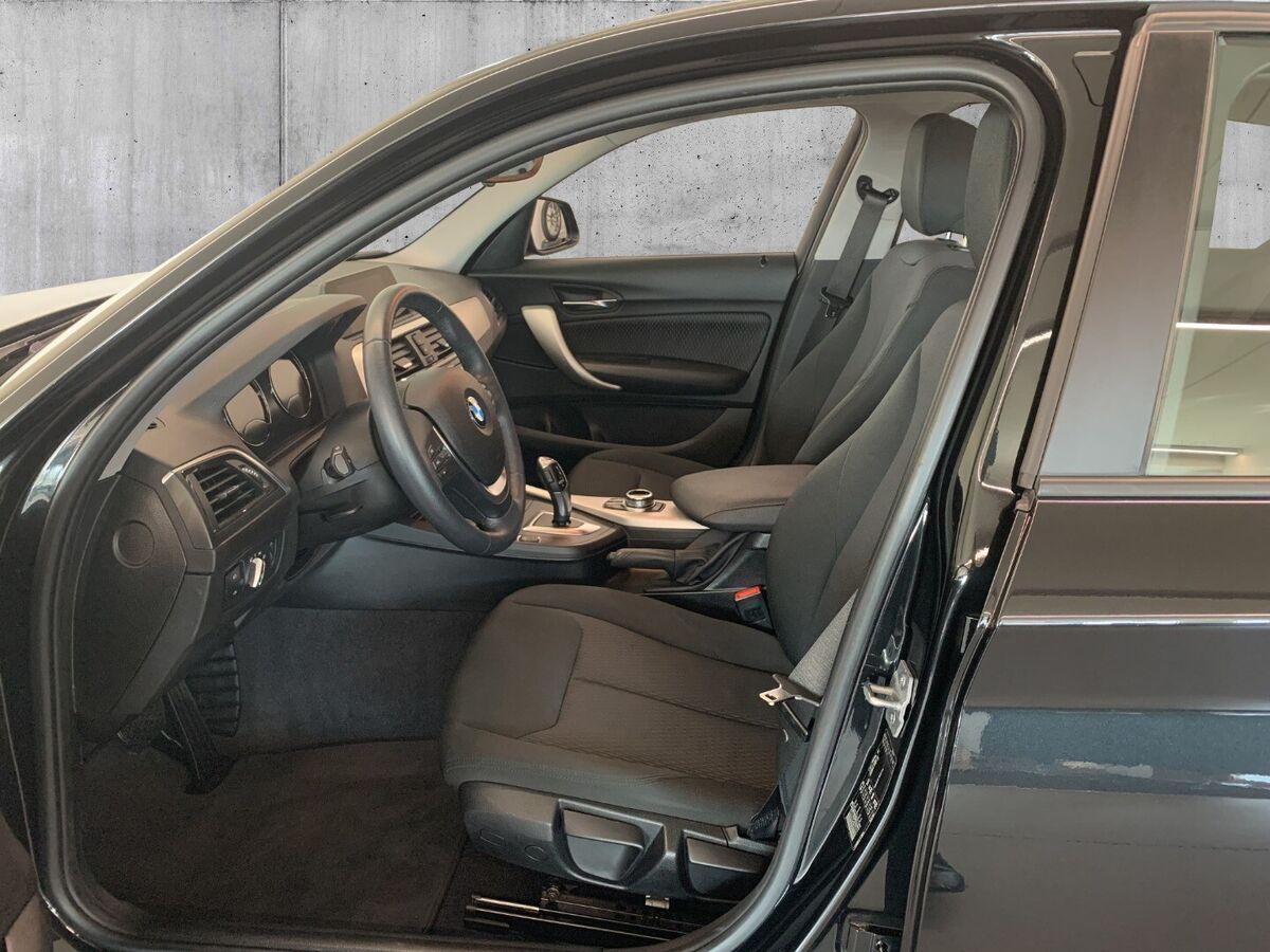 BMW 118d Advantage aut.