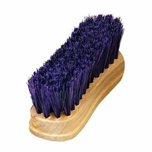 Cottage Craft Face Brush Navy//purple Grooming Mixed Bristle VARIOUS COLOURS