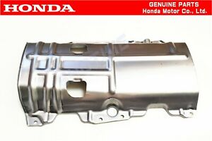 HONDA GENUINE CIVIC EK9 Type-R B16B VTEC Engine Oil Pan Plate Baffle OEM
