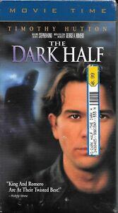 La-mitad-oscura-VHS-Stephen-King-George-Romero-Nuevo-Y-Sellado