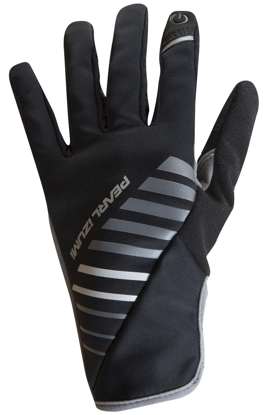 Pearl Izumi Cyclone Gel DaSie Winter Fahrrad Handschuhe schwarz 2017