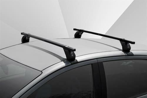ROOF BARS LP47 PREALPINA FOR NISSAN NOTE 5 DOORS FROM 2014