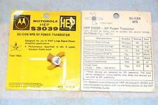 Transistor New Motorola Hep S3039 Rf Power Output Pill Cb 2 Meters