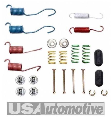 1967-1995 Chevrolet Camaro /& Pontiac Firebird Rear Brake Spring Hardware Kit