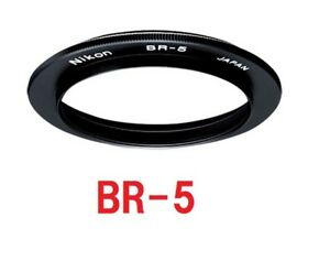 Nikon-BR-5-Mount-Ring-62mm-for-BR-2A-Japan
