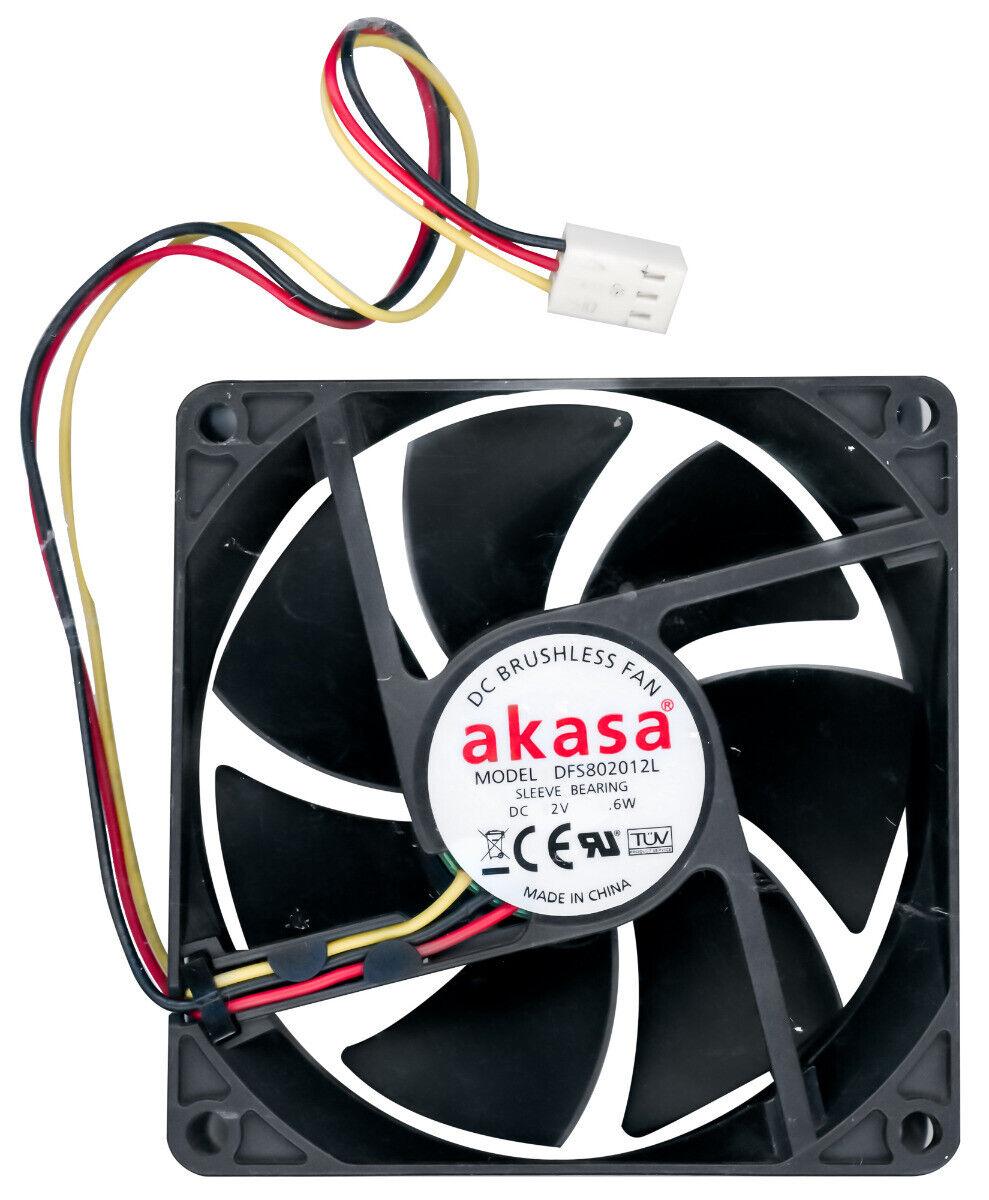 AKASA AK-865 3-PIN 2300RPM 12V 1.6W DFS802012L