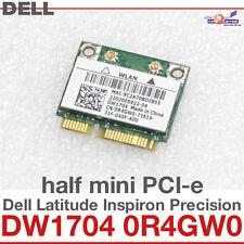 Wi-Fi WLAN WIRELESS CARD NETZWERKKARTE FÜR DELL MINI PCI-E DW1704 0R4GW0 NEW D10
