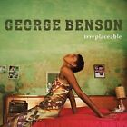 Irreplaceable by George Benson (Guitar) (CD, Oct-2003, GRP (USA))