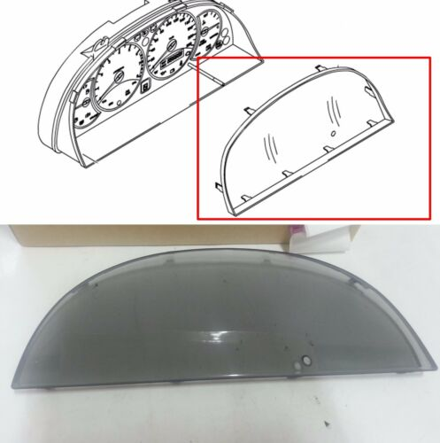 OEM Combi Meter Lens Front Acryl Cover Ssangyong Rexton 2006 #8022008900