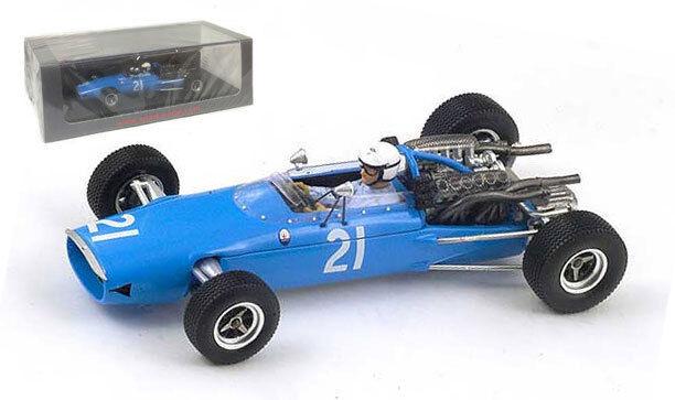 Spark S3517 Cooper T81 Monaco GP 1966 - Guy Ligier 1 43 Scale