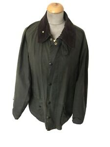 Barbour-Bedale-Green-Jacket-size-M-chest-40-hunting