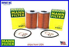 Original MANN-Filter Inspektionspaket Set SCT Motor Flush Motorsp/ülung 11574063