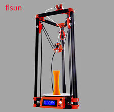 FLSUN Delta Kossel  3d Printer With One Roll Filament Fast Shipping