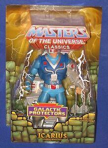 ICARIUS motu CLASSICS matty collector MOTUC SEALED he-man exclusive galactic