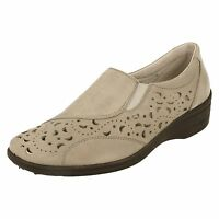 Ladies Rohde Extra Wide Fitting Shoes Style - 1041
