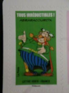 France, 2019 Tp Autoadhesifs, Asterix, Abraracourcix, Neuf**, Comics, Mnh Stamp