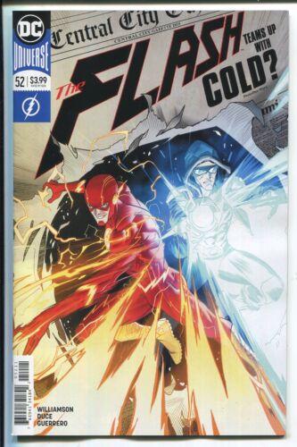 DAN MORA MAIN COVER FLASH #52 DC COMICS//2018