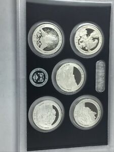 16 benefits 2012-S UNITED STATES MINT SILVER PROOF SET