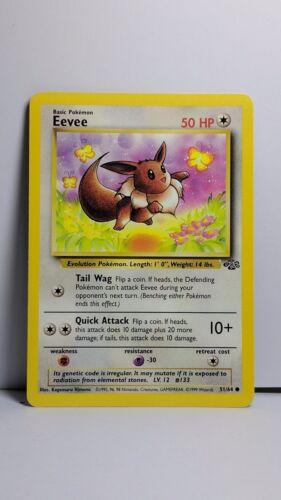 Pokemon Jungle Trading Cards TCG ● ALL Original Uncommon /& Common ● NEAR MINT