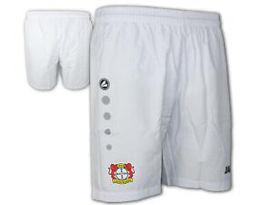 JAKO-Bayer-04-Leverkusen-A-Short-B04-Fussball-Hose-mit-Innenslip-Werkself-S-XXL