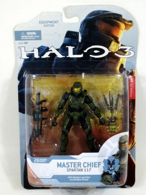 117 Action Figure McFarlane Toys HALO 3 Series 2 Master Chief Spartan