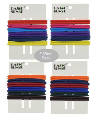 3mm Elastics Hair Bubble Ponio Without Metal Connection Hairband