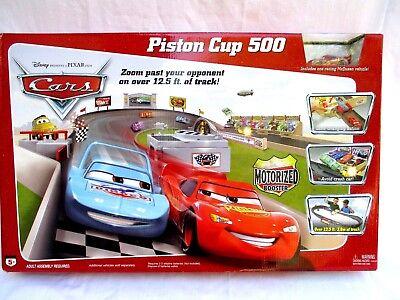 Disney Pixar Cars Original Series 1 Piston Cup 500 Hard To Find New Sealed Ebay