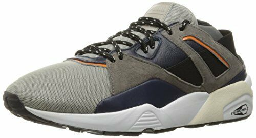 PUMA Homme Bog Sock Elemental Fashion Sneaker 8.5 - 9 Colors Drizzle & Peacoat