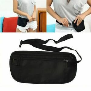 Hidden-Travel-Money-Belt-Waist-Security-Wallet-Bag-Passport-Pouch-RFID-Holder