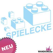 Wandkings Wandtattoo Kinderzimmer Spielecke Baby Schlafzimmer Spielzeug 55x40cm