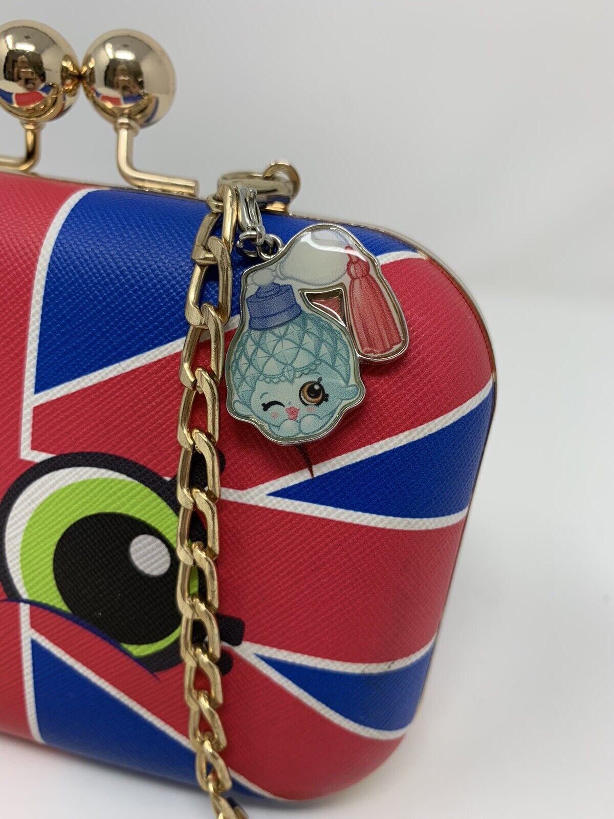 Shopkins BRITNEY Purse Union Jack Shoulder Bag wi… - image 2
