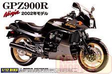 Aoshima 1/12 SCALA KAWASAKI GPZ900R NINJA 02 Plastic Model Kit * UK STOCK *