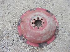 Ford 641 600 Tractor Rear Dish Wheel Center Holds Rim Amp Tire To Tractor Hub
