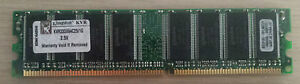 1GB-DDR-Memoria-RAM-333-Mhz-PC2700-KINGSTON-184-pin-PC-Desktop-NON-ECC