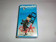 Playmobil Klicky 3316 Schornstein Fahrrad Leiter 1974 70er 80er Jahre OVP