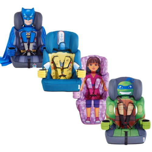 Kids Embrace Friendship Combination Group 1//2//3 Child Theamed Car Booster Seat