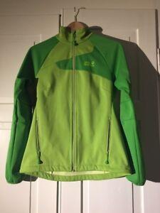 Jacken von Jack Wolfskin in Grün für Damen