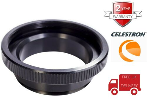 UK Stock Celestron Large SCT//EdgeHD Adapter For Off-Axis Guider 93652