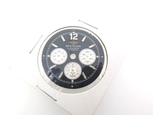 BREITLING CHRONOMETRE AUTOMATIC DIAL, NEW OLD STOCK, 35MM IN DIAMETER.