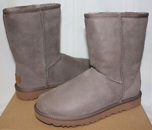 73665a416e5 Details about UGG Women's Classic Short II 2 Brindle Suede boots 1016223  New With Box!