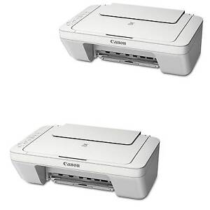 Canon Pixma MG2522 All In One Color Printer Scanner Copier 2 Pack